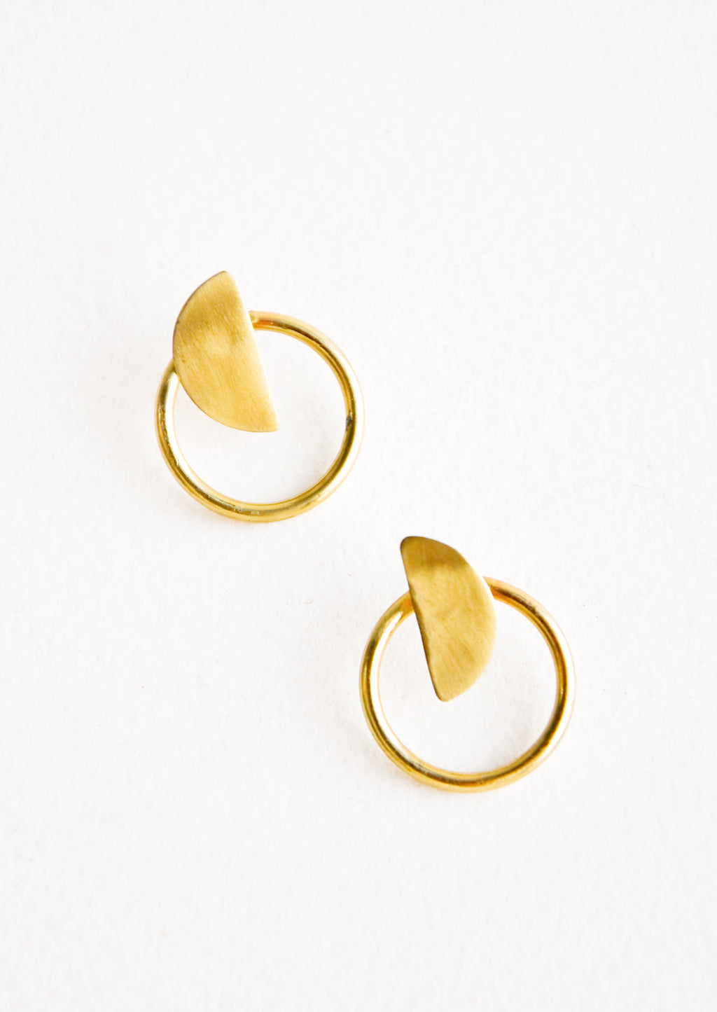 1: Satellite Convertible Earrings in  - LEIF