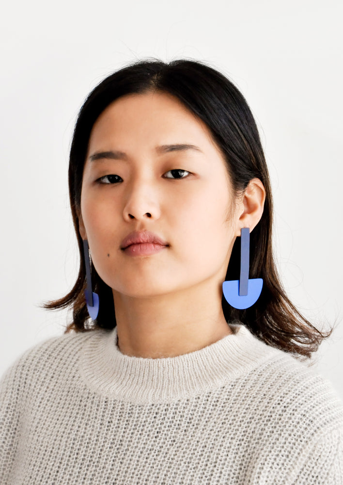 3: Schooner Earrings in  - LEIF