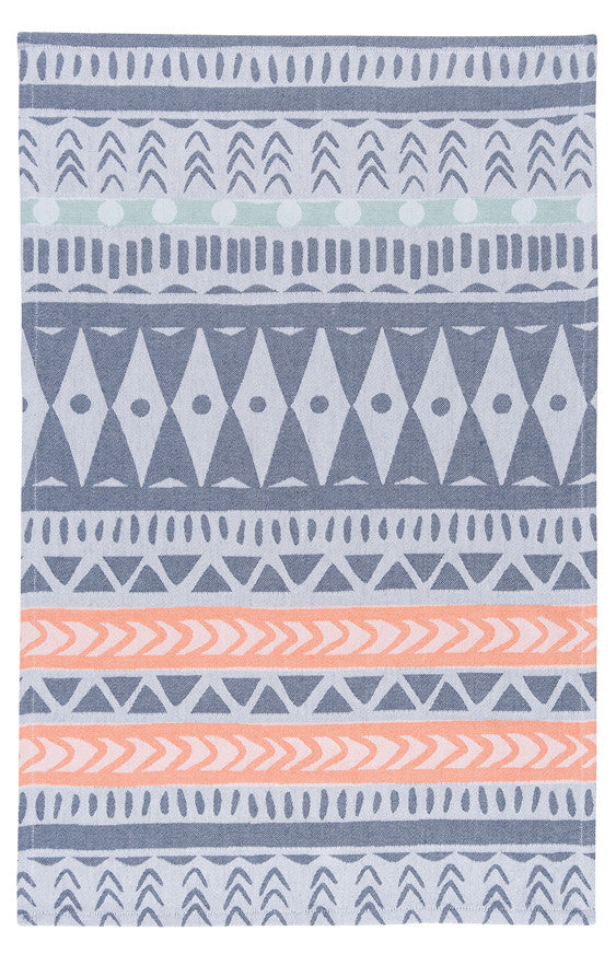 Sierra Chambray Tea Towel - LEIF