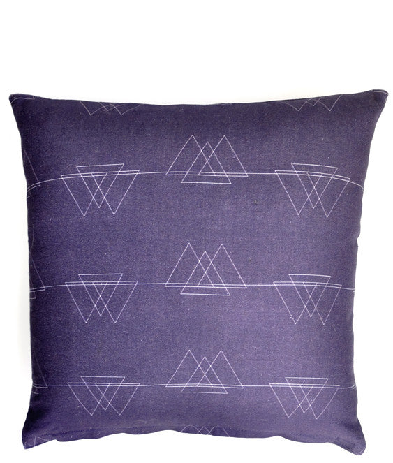 Silhouetted Peaks Pillow Cover - LEIF
