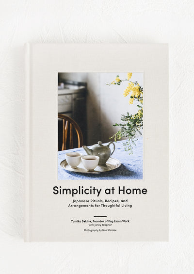 Simplicity At Home: Japanese Rituals