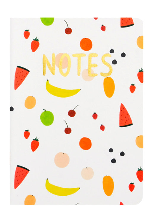 Sketched Fruits Notebook - LEIF