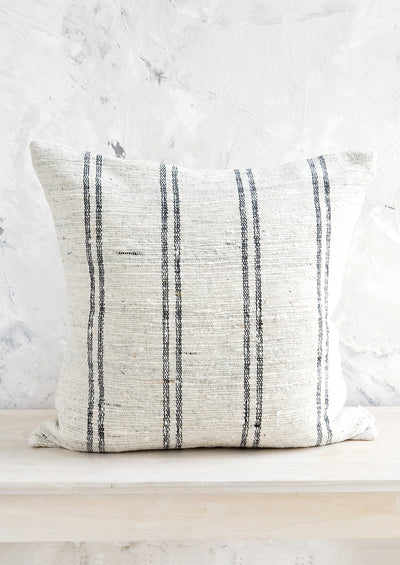 Textured Slub Weave Pillow