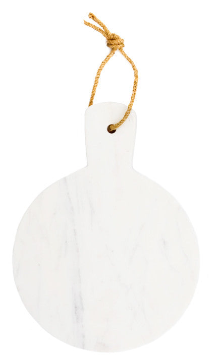 Round Marble Cutting Board - LEIF
