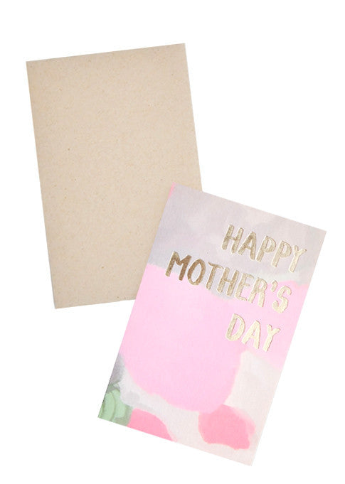 Happy Mother's Day Card - LEIF