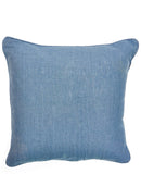 Hand Dyed Linen Pillow Cover - LEIF