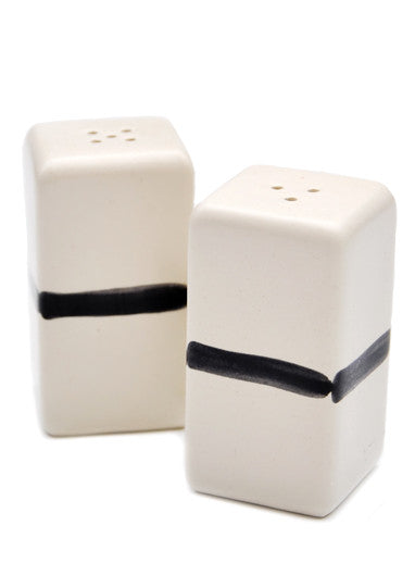 Solitary Stroke Salt & Pepper Set - LEIF