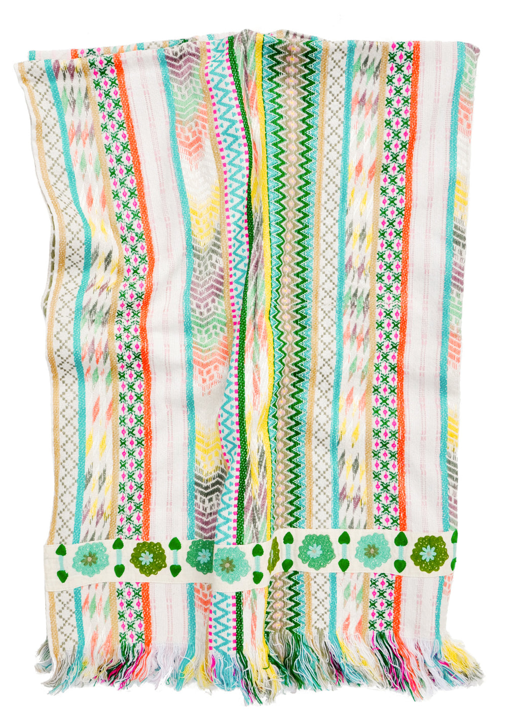 Songkran Cotton Throw - LEIF