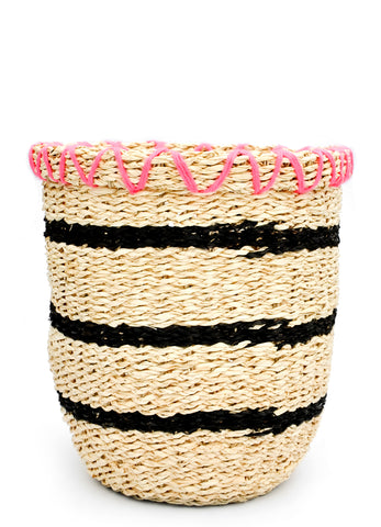 Souk Stripe Basket
