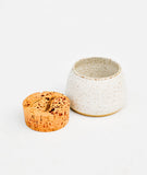 Speckled Ceramic Jar - LEIF