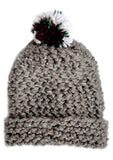 Speckled Pom Pom Hat - LEIF