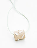 Speckled Shapes Necklace - LEIF