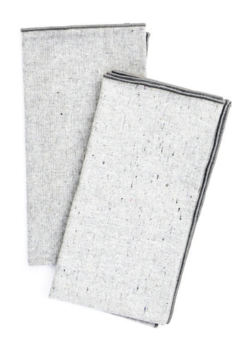 Speckled Tweed Napkin Set - LEIF
