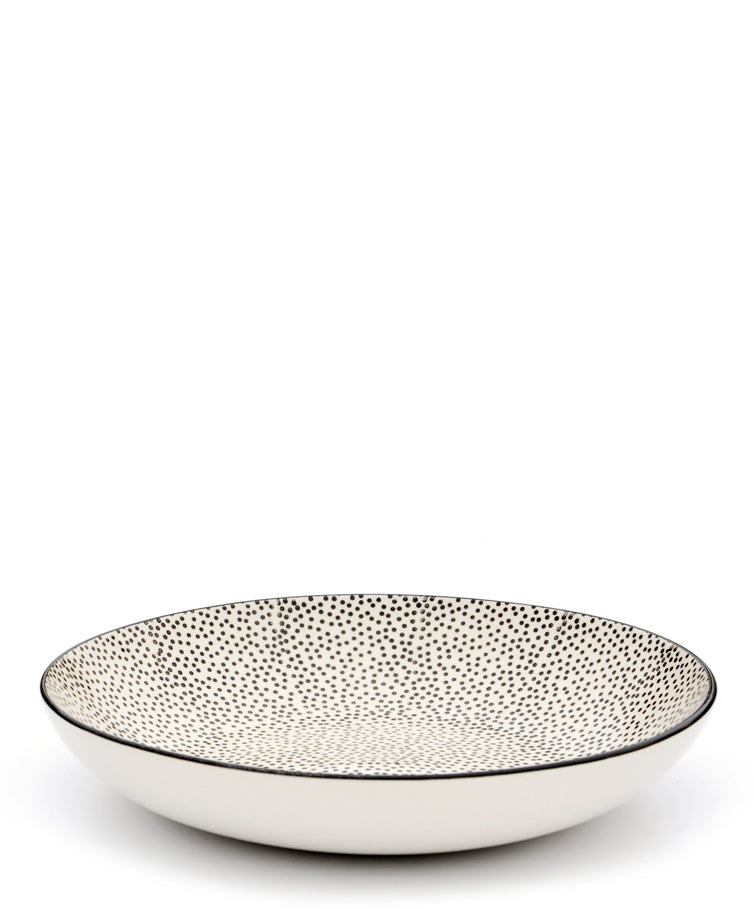 1: Spotted Serving Bowl in  - LEIF
