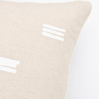 Stacked Lines Pillow - LEIF