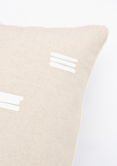 Stacked Lines Pillow hover