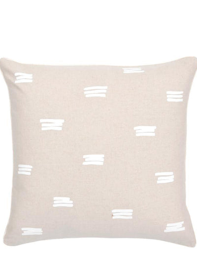 Stacked Lines Pillow in  - LEIF