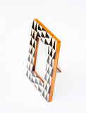 Stacked Triangles Frame - LEIF