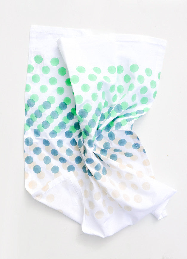 Stamped Dot Napkin Set - LEIF