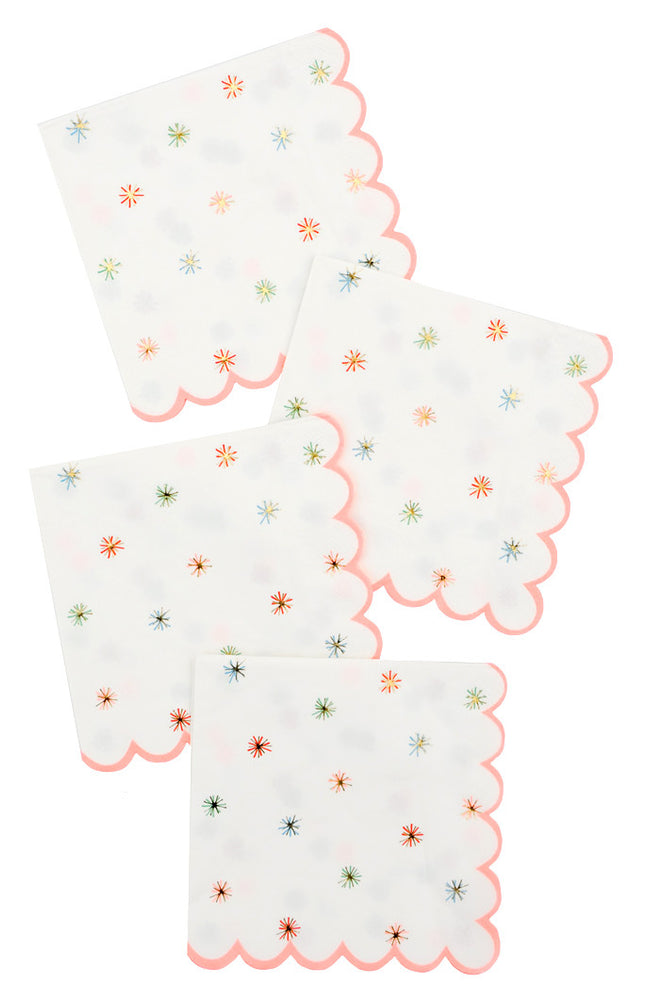 Star Bright Paper Napkins - LEIF