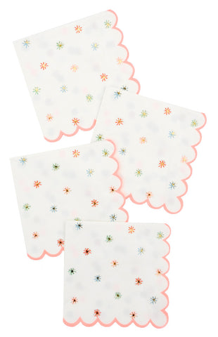 Star Bright Paper Napkins