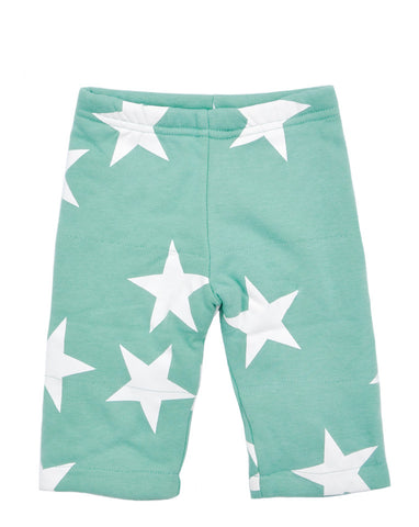 Star Print Cozy Pants