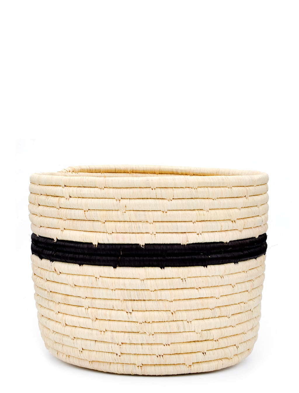 Stark Stripe Storage Basket