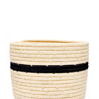 1: Stark Stripe Storage Basket in  - LEIF