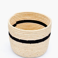 2: Stark Stripe Storage Basket in  - LEIF