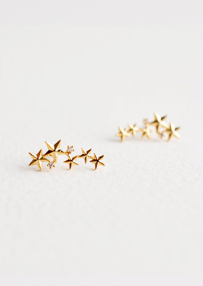 1: Starry Night Climber Studs in  - LEIF