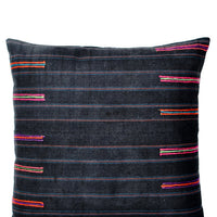 Stitch Stripe Pillow - LEIF