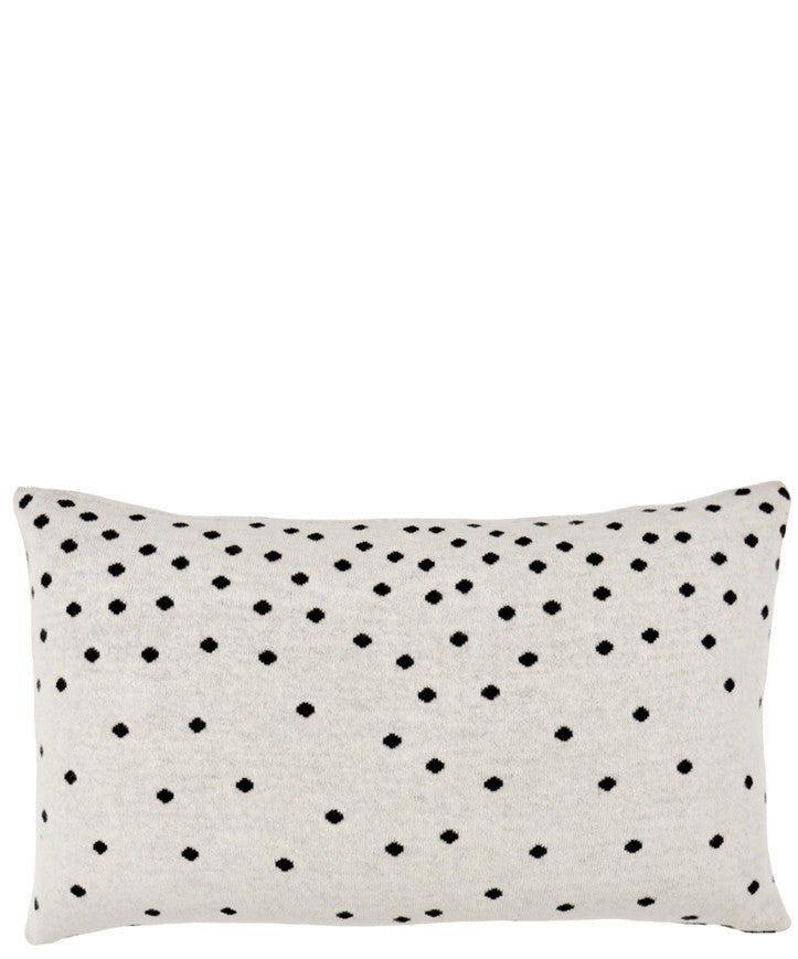 Stripes & Dots Reversible Pillow - LEIF