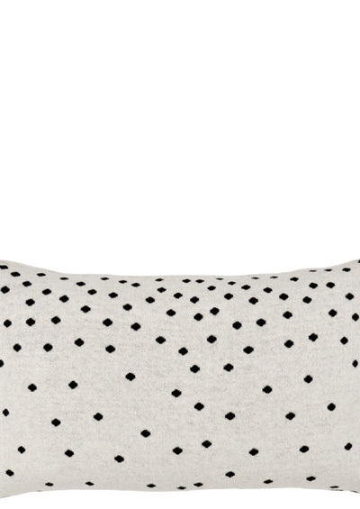 Stripes & Dots Reversible Pillow