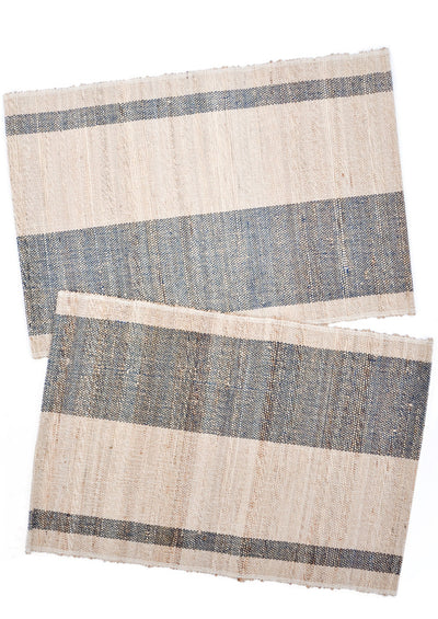 Subtle Stripe Placemat Set - LEIF