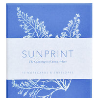 2: Sunprint Notecard Set in  - LEIF