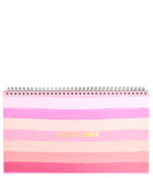 Sunset Stripe Weekly Planner - LEIF