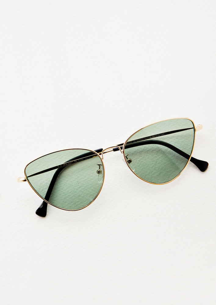 1: Sweet Surrender Sunglasses in  - LEIF