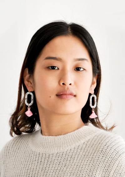 Swirling Pools Earrings hover