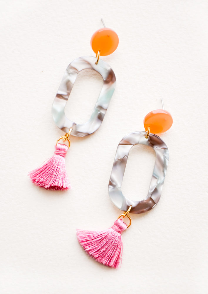 Swirling Pools Earrings