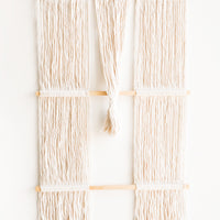 1: Tassel Tapestry in  - LEIF