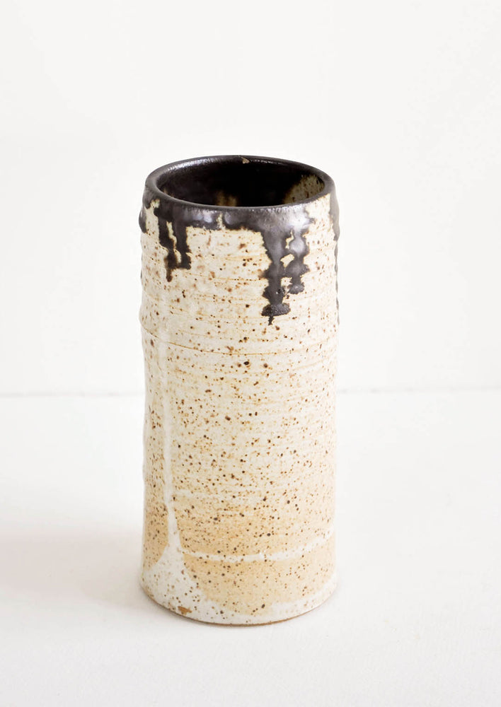 1: Temescal Ceramic Vase in  - LEIF