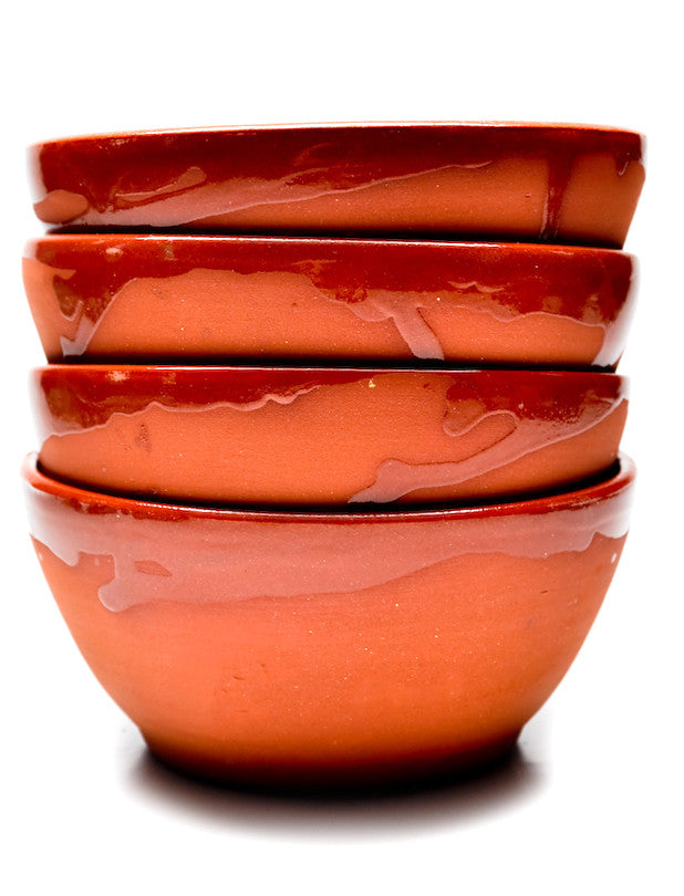 Terracotta Soup Bowl