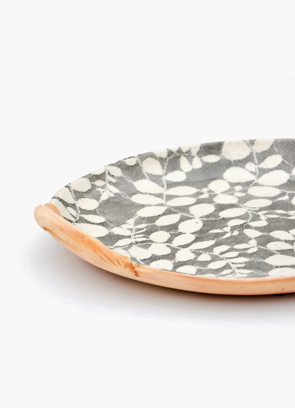Pressed Pattern Serving Tray - LEIF