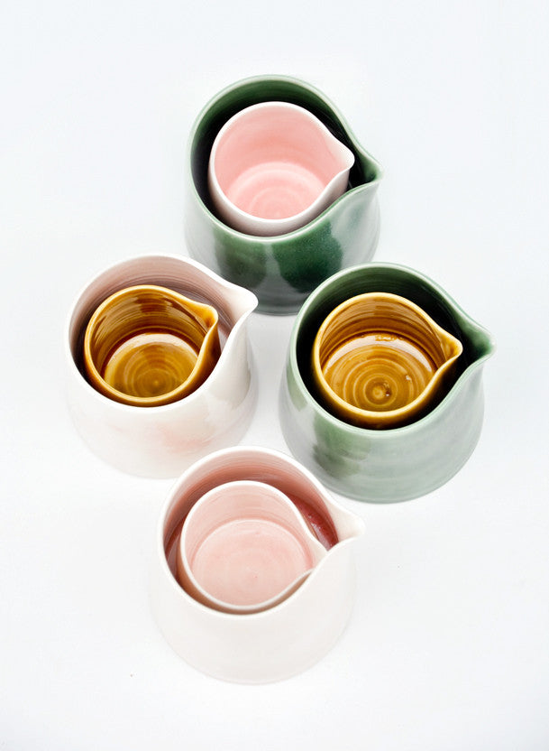 Gloss Nesting Pitchers - LEIF