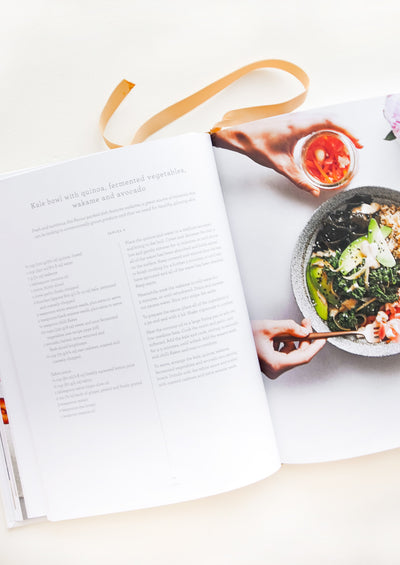 """The Beauty Chef"" Cookbook"