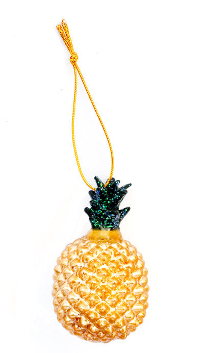 Tiny Pineapple Ornament in  - LEIF