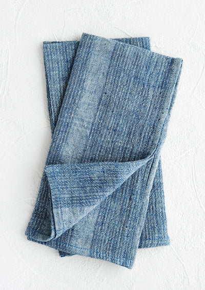 Mottled Stitch Napkin Set