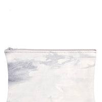 Isoline Leather Zip Pouch - LEIF