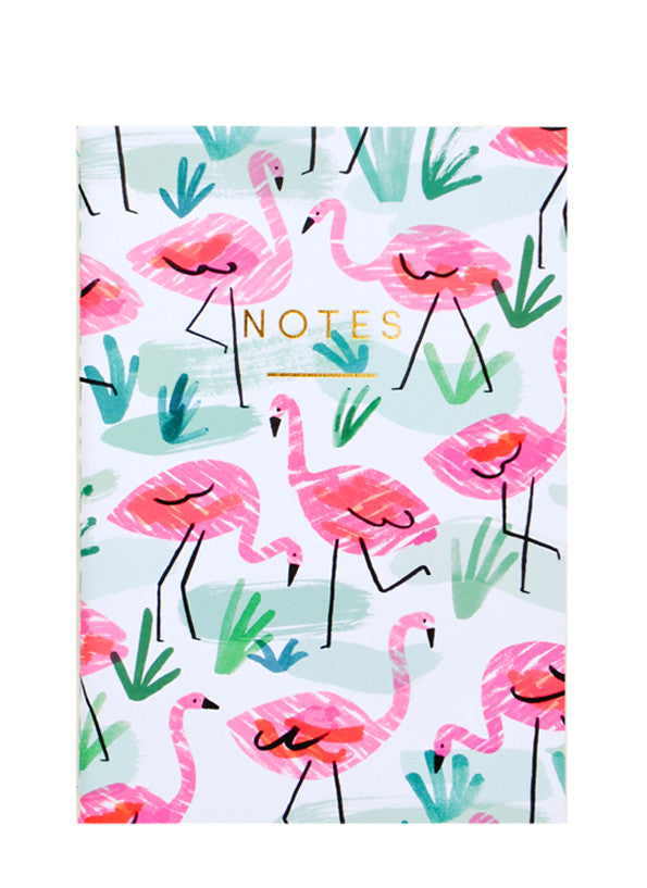 Tropicana Mini Notebook