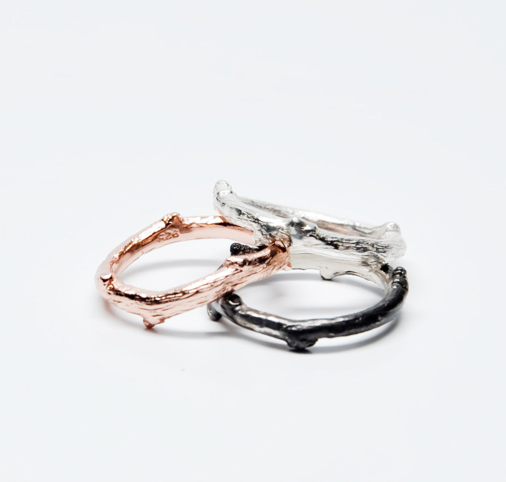 Simple Twig Ring - LEIF